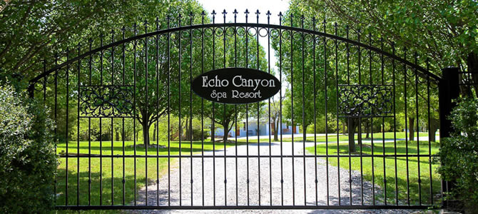 Oklahoma Echo Canyon Spa Resort