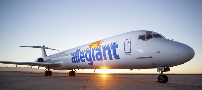 Discounts On Allegiant  Air
