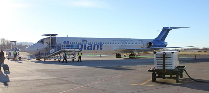 Travel Tips At Allegiant Air