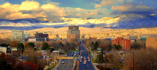 Top 3 Things To Do In Boise Allegiant Air